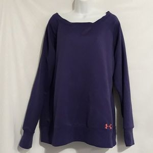 Under Armour semi-fitted sweatshirt